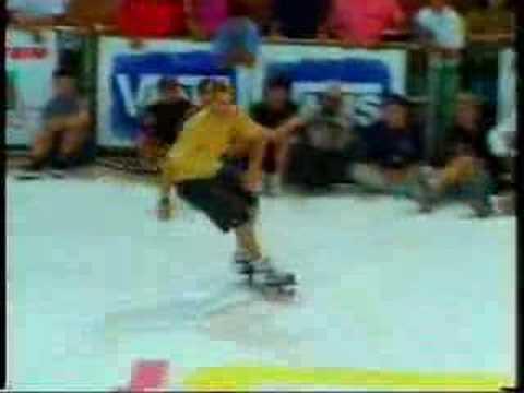 Skateboard World Cup 1990 Germany Part 3 Street