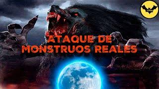 5 Ataques De Monstruos Que Ocurrieron En La Vida Real.