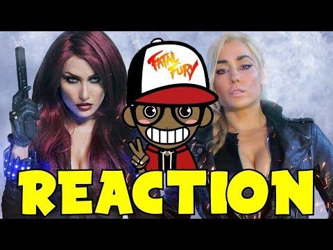 BLACK WIDOW vs BLACK CANARY!!! | Super Power Beat Down Reaction