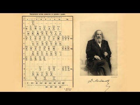 Элементная база природы. 150 лет таблице Менделеева
