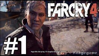 Far Cry 4 - Walkthrough Gameplay Part 1 [ HD ]
