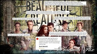 BEAUTIFUL CREATURES - Practical 'Flix!