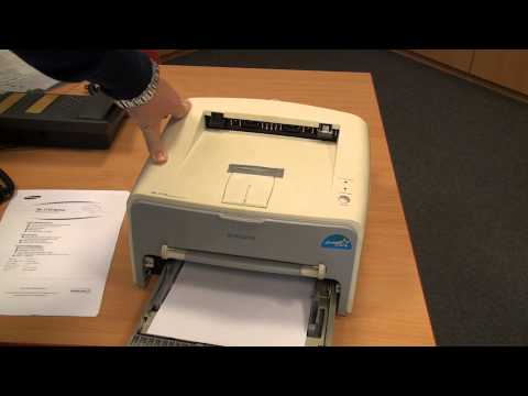 Samsung ML-1710 Printer Review