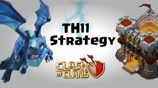 Electro Dragon Attack Strategy Town Hall 12 | Clash of Clans INDIA