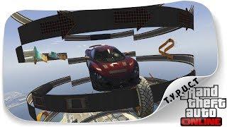 Обзор моей карты #TPCT - AutoParkour XA 17 в GTA 5 Online