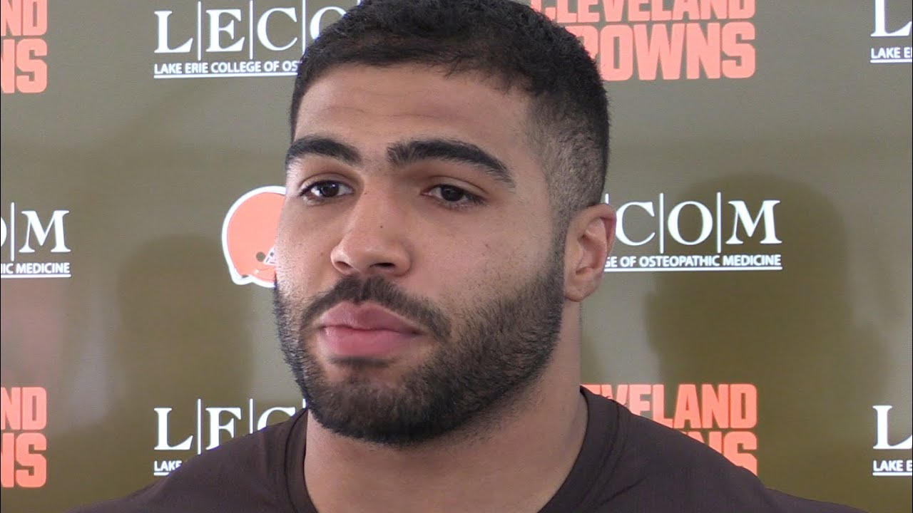 brand new bbdfc 411c7 Which spot Browns LB Mychal Kendricks will start at and what ...