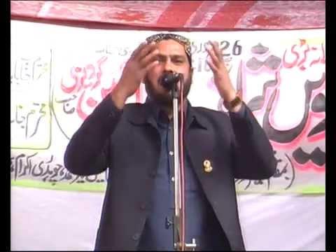 Bigrray Saray Kam Banada Allah Ae   Hamad by Ali Haider Qadri