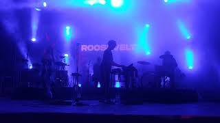 Roosevelt - Under the sun (Live at Taktraumfestival 2019)