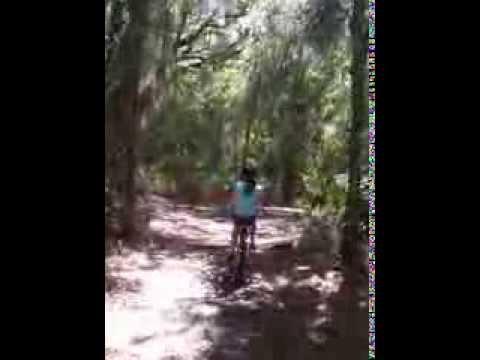 BIKING DUTTON ISLAND PRESERVE ATLANTIC BEACH FL VIDEO BY ASAP TILE  904 346 1266