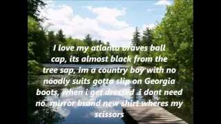 The lacs-Country Boy Fresh (with lyrics on screen!!)