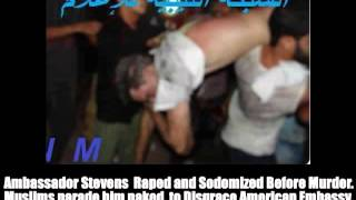 Michael Savage: Ambassador Stevens Raped and Sodomized Before Murder.