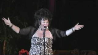 Vicki Barbolak Performs at The Galaxy Theatre