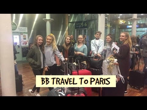 BB TRAVEL TO PARIS