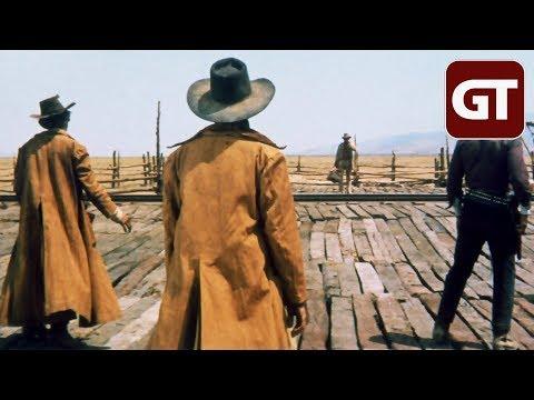 Red Dead Redemption. 2 Sheriffs im Koop-Multiplayer gegen den Clickbait-Outlaw (Gameplay / german)