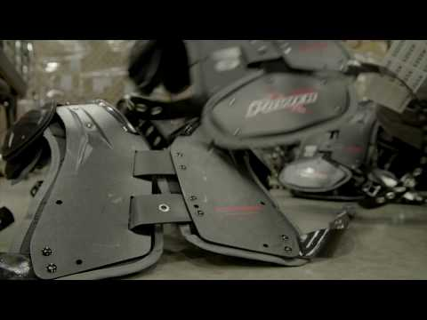 Riddell Football Helmet And Shoulder Pad Reconditioning