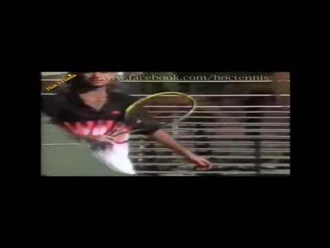 Học tennis - Bỏ nhỏ - Hoctennis.net - 0963.221.048