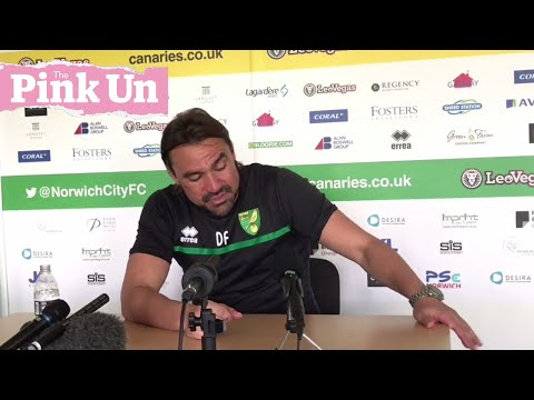 Daniel Farke on Norwich City
