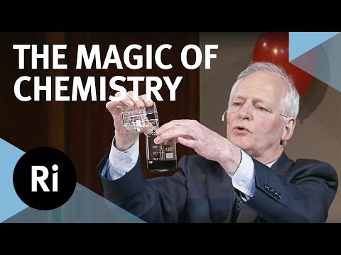 The Magic of Chemistry  with Andrew Szydlo