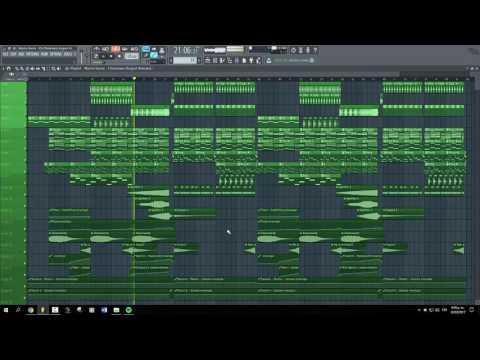 Martin Garrix - Chinatown (Original Mix) (FL Studio Remake + FLP)