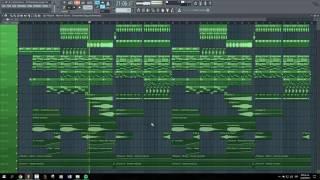 Martin Garrix - Chinatown (FL Studio Remake + FLP)