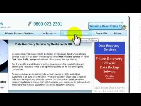 Data Recovery Software: How to Install