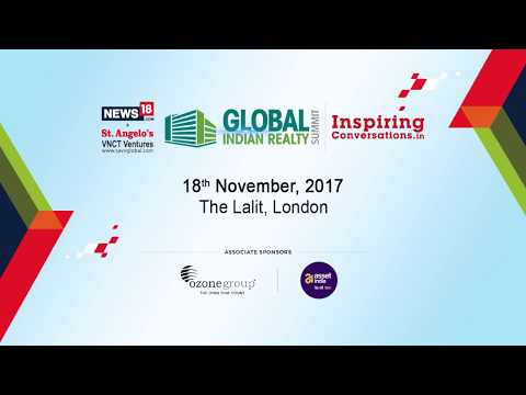 Global Indian Realty Summit, London October 2017