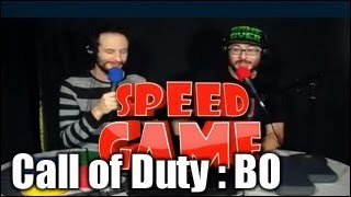 Speed Game - Call of Duty : Black Ops - Fini en 2h54