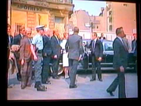 Excellent Secret Service Protection For President Reagan 1982- compare to The Kennedy Detail
