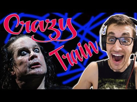 "Hip-Hop Head's FIRST TIME Hearing ""Crazy Train"" By OZZY OSBOURNE"