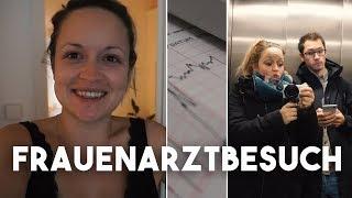 Mein riesen BABYBAUCH I 1. Besuch bei neuer Frauenärztin + Blick aufs Familienbett I Mellis Blog