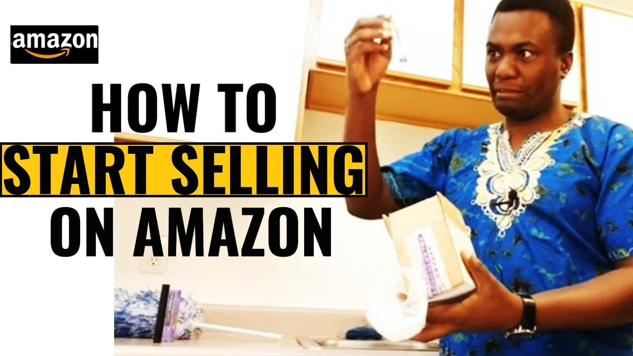 How To Start Selling on Amazon & Ebay | Setting My Online Business