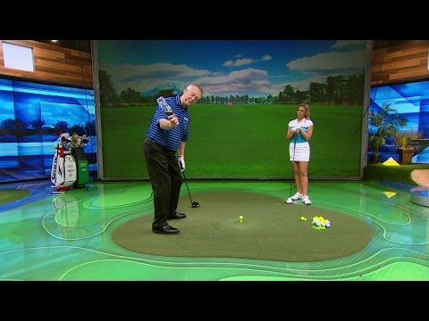 School of Golf: Diet Soda Drill | Golf Channel