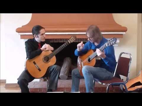 David Russell Masterclass-Fernando Sor Theme and Variation, 2 20 2016
