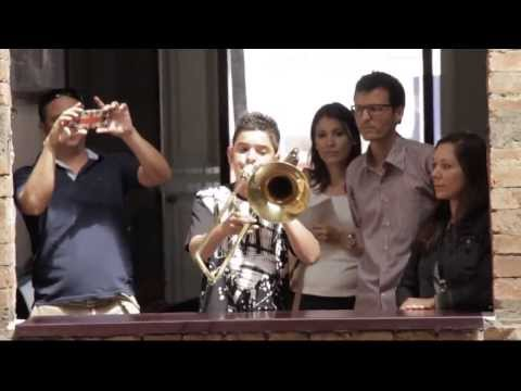 Flash mob: Ravel's Bolero at the Sao Paulo Pinacoteca Museum