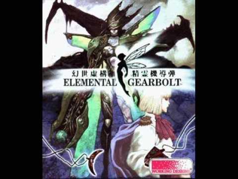 Elemental Gearbolt - Arms