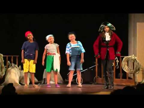 Peter Pan musical - Dopo il liceo che potevo far (Riviera Musical)