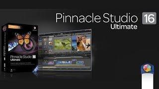Уроки Pinnacle Studio 16 Обучающий видео обзор Уроки Pinnacle Studio 16