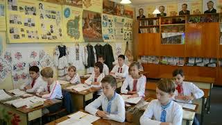Ребенок О.О. Урок української літератури в 6 класі