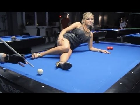 Thumbnail: Impossible Pool Trickshots 2014