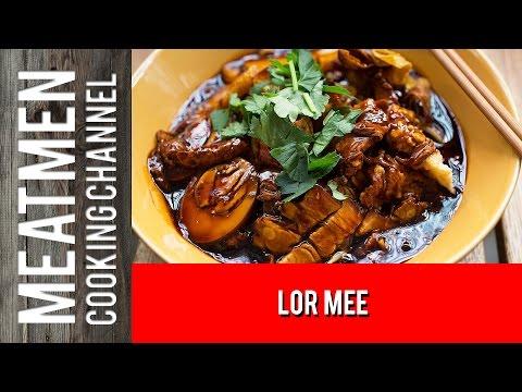 Lor Mee - 卤面