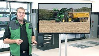 John Deere - Servicios Farmsight - Acceso remoto a monitor