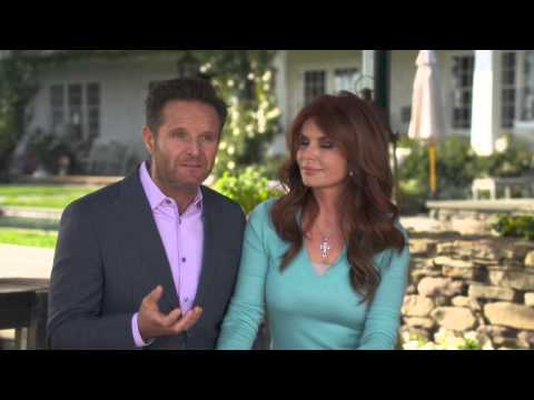 A.D. The Bible Continues: Mark Burnett & Roma Downey Interview