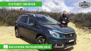 2018 Peugeot 2008 Review