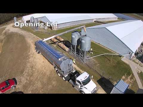Goldsboro Milling Company Feed Delivery Drivers