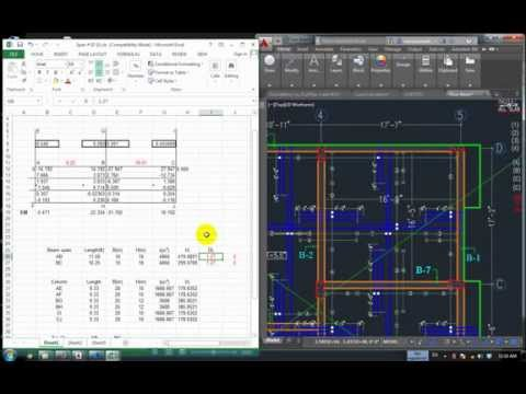 Two span beam design; structure design; bangla tutorial