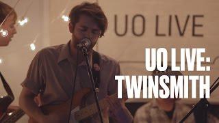 UO Live: Omaha, NE with Twinsmith