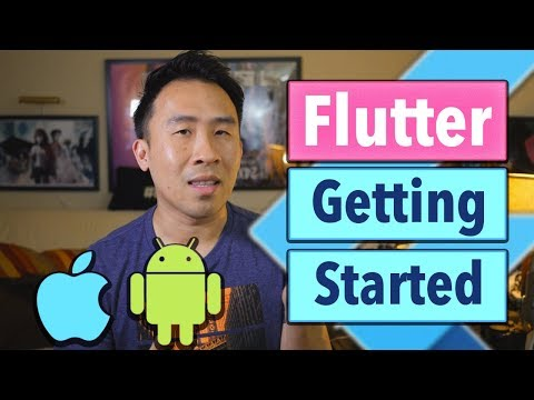 Flutter Getting Started: Can You Build iOS Android Apps with One Language?