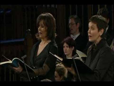 Bach: mass in B minor BMV 232 - Christe Eleison - Joyce DiDonato and Ruth Ziesak