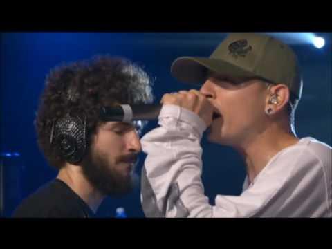 Linkin Park feat Jay Z MTV Ultimate Mash Ups - Live at Roxy 2004