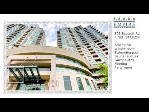 ★★★ C Condos at 503 Beecroft rd - Buy Rent Condo in North York (Finch and Yonge)